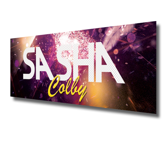 SASHA COLBY